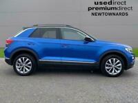 2020 Volkswagen T-Roc 1.0 Tsi Design 5Dr Hatchback Petrol Manual