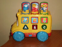 Mini-Bus Fisher Price