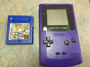 NINTENDO GAME BOY COLOR + POKEMON COLLECTION 34 IN 1 GAME Chippendale Inner Sydney Preview
