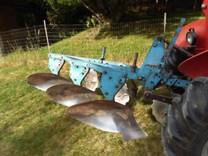 Plow and Cultivator for sale