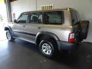 2004 Nissan Patrol GU III ST (4x4) Bronze 5 Speed Manual Wagon Woodridge Logan Area Preview