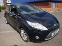 09 FORD FIESTA ZETEC 3 DOOR