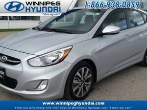 2017 Hyundai Accent SE Low Kms Heated Seats Sunroof No Accidents
