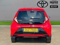 2019 Toyota AYGO 1.0 Vvt-I X-Trend 5Dr Hatchback Petrol Manual