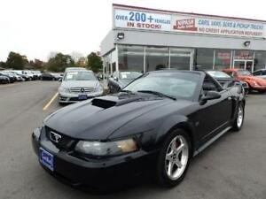 2003 Ford Mustang GT CONVERTIBLE NO ACCIDENTS CERTIFIED