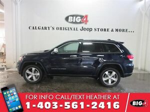 2016 Jeep Grand Cherokee, sunroof, leather, pwr tailgate,