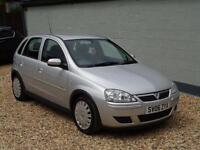 2006 Vauxhall Corsa 1.3CDTi 16v ( a/c ) Design Diesel Manual Only 65K Miles