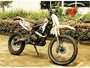 CLEARANCE $700 OFF ** T4B X31 250cc Dirt Bike Off Road Motocross
