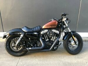 2014 Harley-Davidson XL1200X Forty Eight 1200CC Cruiser 1202cc Epping Whittlesea Area Preview