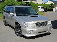 2000 Subaru Forester SF5-JDM,Turbo, Manual Transmission, Sunroof