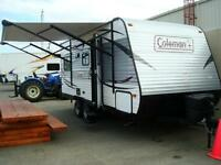 2015 Coleman 192 RDS - PERFECT STARTER TRAILER