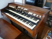 hammond tonewheel organ