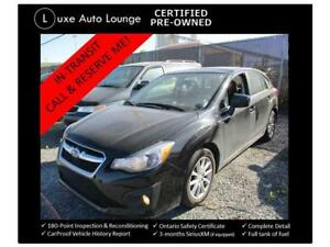 2013 Subaru Impreza 2.0i Touring--ALL WHEEL DRIVE, HEATED SEATS!