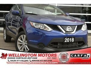 2018 Nissan Qashqai .... NO Accidents / NON-Smoking / AWD .....