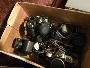 2 boxes of older cameras Kawartha Lakes Peterborough Area image 4