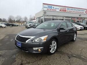 2013 Nissan Altima 3.5SL,NAVI,CAMERA,1-OWNER,NO ACCIDENT ONTARIO