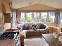 MUST VIEW DOUBLE GLAZED CENTRAL HEATED CARAVAN NEAR GREAT YARMOUTH, NORFOLK, EAST ANGLIA