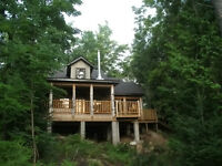 Cottage for Rent on Coe Island Lake