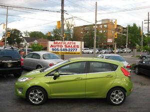 **2012 Ford Fiesta SES**  Certified & E-tested