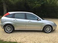 swap or sell Ford Focus 2.0 ST170 FULL FORD MAIN DEALER SERVICE HISTORY