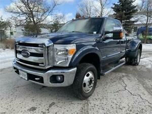 2013 Ford Super Duty F-350 DRW Lariat