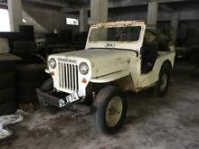 Jeep Willys 1.8 '63
