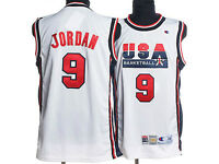 BNWT MICHAEL JORDAN 1992 TEAM USA OLYMPICS BASKETBALL JERSEY