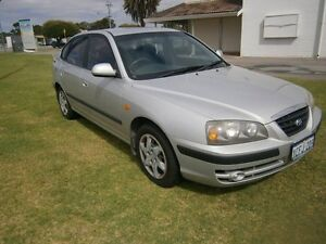 2006 Hyundai Elantra 5 door hatch #3715 Silver Automatic Hatchback Maddington Gosnells Area Preview