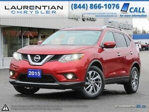 2015 Nissan Rogue -ROOMY, COMFORTABLE CROSSOVER!