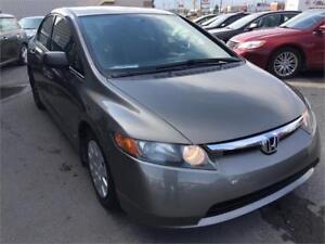 2008 Honda Civic, FINANCEMENT MAISON