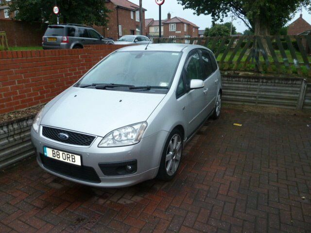 2006 ford focus c max ultima in newcastle tyne and wear gumtree. Black Bedroom Furniture Sets. Home Design Ideas