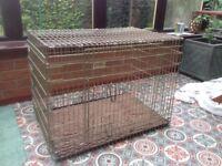 Croft Showman Dog Crate (medium)