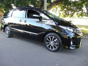 2014 Toyota Estima GSR50W 2014 Hybrid Black Automatic Wagon West Ryde Ryde Area Preview
