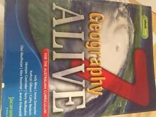 Geography ALIVE - Year 7 text book Byford Serpentine Area Preview