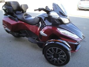 2015 Can-Am Spyder RT-S Special Series SE-6
