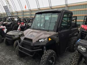 2019 POLARIS RANGER 570 EPS WITH HEATER AND DELUXE CAB $18499