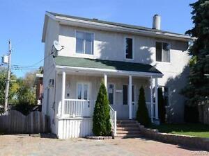 Montréal (Rivière-des-prairies) maison 6 chambres.