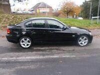 BMW 3 SERIES 2.0 318D ES 4d 121 BHP (black) 2006
