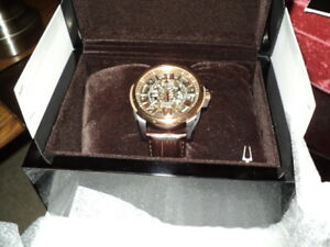 bulova watch brand new in the box
