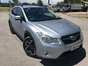 2013 Subaru XV G4X MY14 2.0i-L Lineartronic AWD Ice Silver 6 Speed Constant Variable Wagon Nailsworth Prospect Area Preview