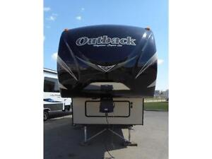 2014 OUTBACK 286FRL - FIFTH WHEEL