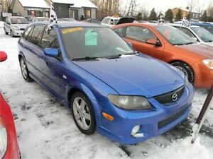 2003 Mazda Protege5 ES