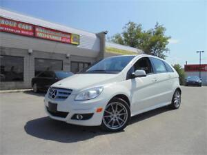 2009 MERCEDES BENZ B-200  **4 NEW WINTER TIRES W/RIMS**