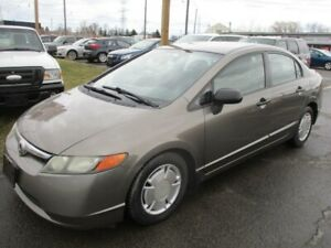 2008 Honda Civic 4dr Auto DX-G