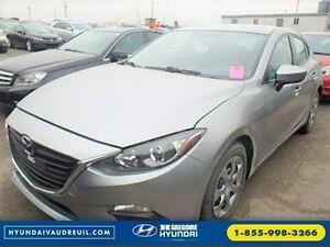 2015 Mazda Mazda3 GX SKYACTIV Bluetooth Gr.Elec USB/MP3