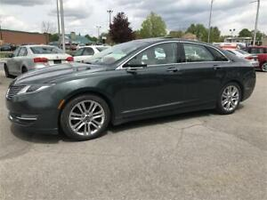 2015 Lincoln MKZ *76,000KM* CUIR NAVIGATION CAMERA MAGS 18 TOIT