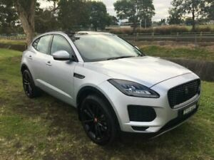 2018 Jaguar E-PACE X540 MY18 P300 HSE AWD (221kW) Indus Silver 9 Speed Automatic Wagon Mayfield East Newcastle Area Preview