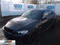 FOR PARTS - 08 BMW E90 320i N43B20 M-SPORT BUSINESS EDITION SAT NAV - SPARES