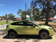 2015 Subaru XV G4X MY16 2.0i-L AWD Green 6 Speed Manual Wagon Prospect Prospect Area Preview