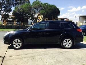 2010 Subaru Outback MY10 2.5I Premium Continuous Variable Wagon Brooklyn Brimbank Area Preview